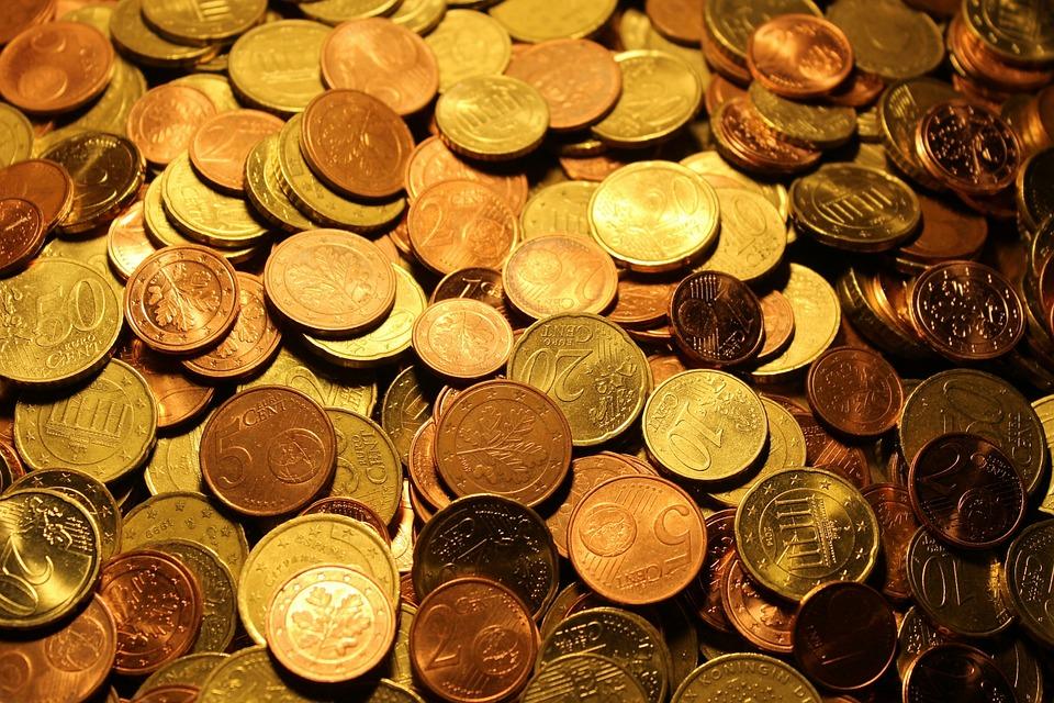 Monete da 1 e 2 centesimi