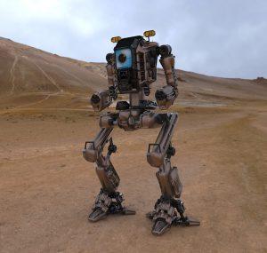 Recruiting lavoro con robot